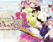 Disponibile il trailer di debutto di Atelier Lydie & Soeur: Alchemists of the Mysterious Painting