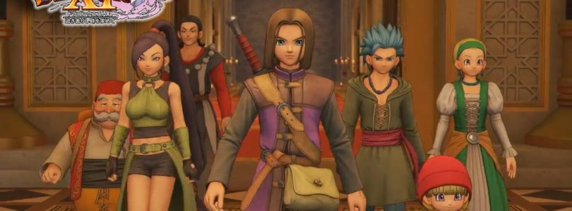 Dragon Quest XI per Switch è sviluppato su Unreal Engine 4