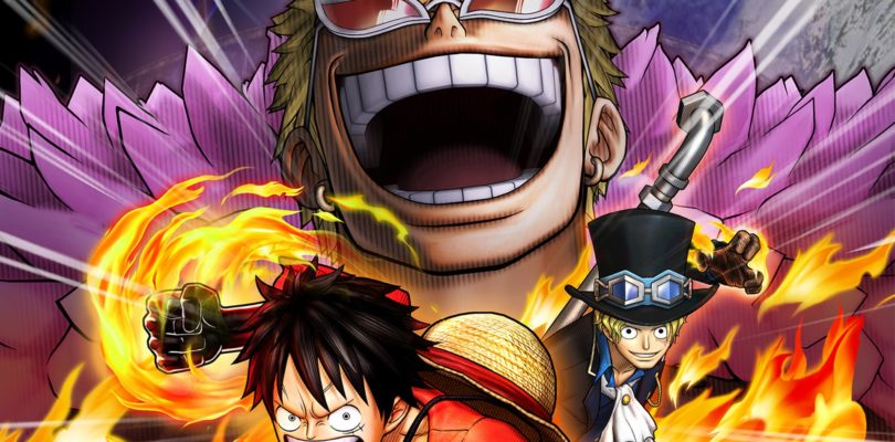 One Piece: Pirate Warriors 3 Deluxe Edition annunciata per Switch