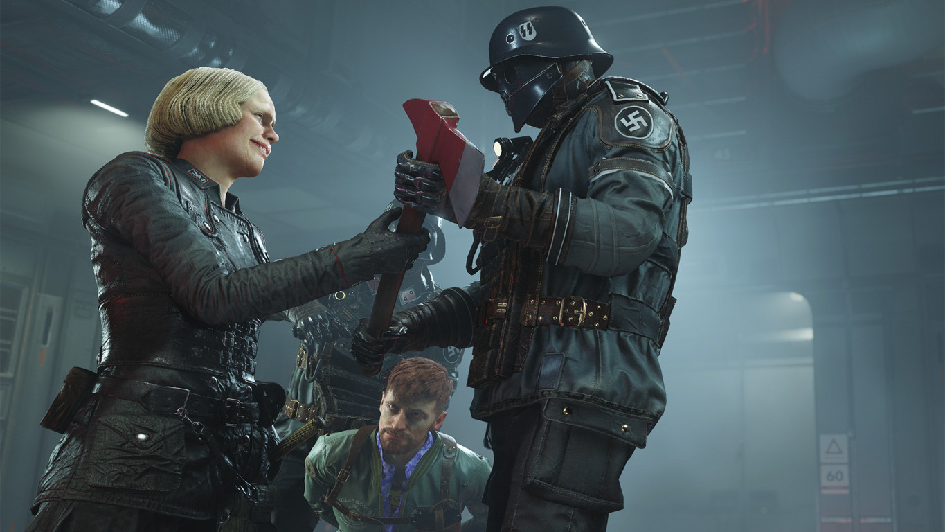 Wolfenstein II The New Colossus img geekgamer