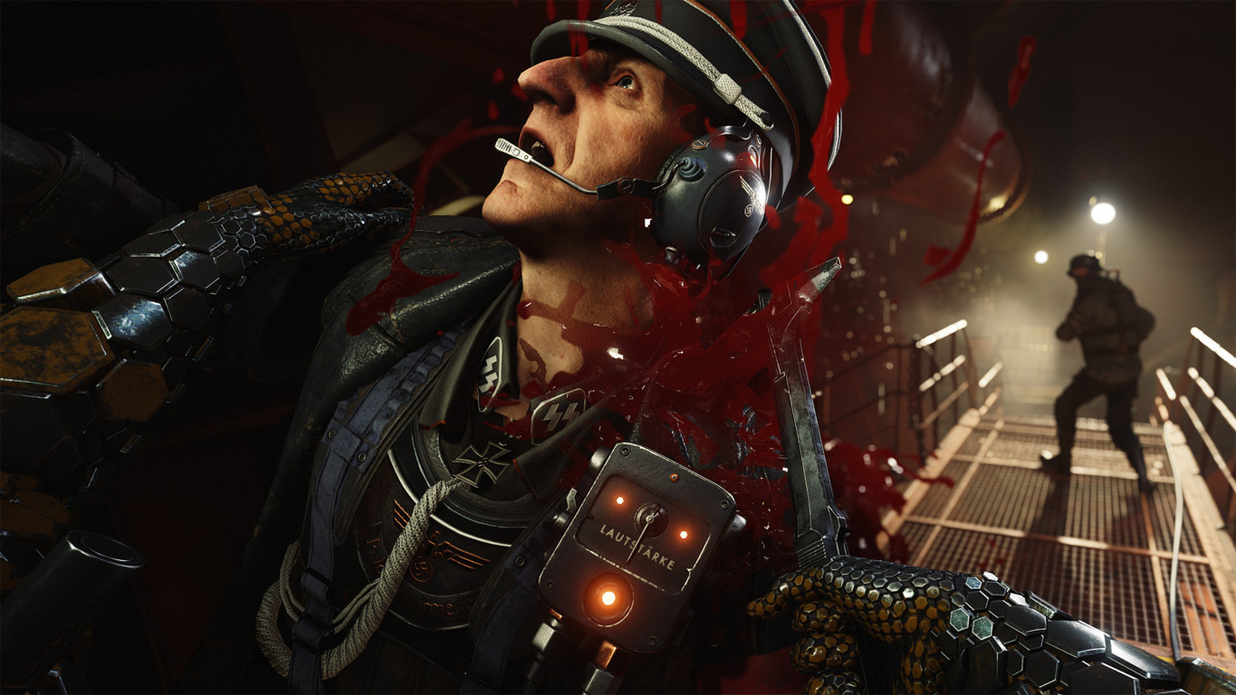 Wolfenstein II The New Colossus img2 geekgamer