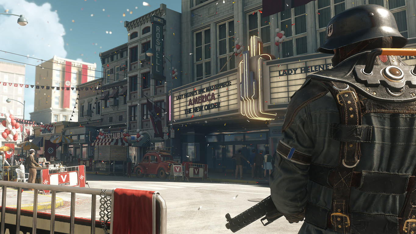Wolfenstein II The New Colossus img3 geekgamer