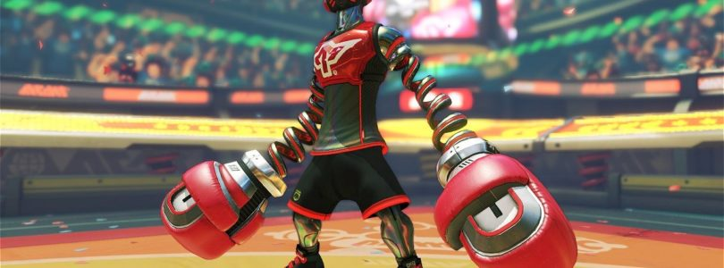 ARMS: l'update 4.1 introduce un nuovo lottatore, Springtron