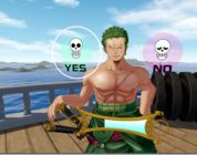 One Piece: Grand Cruise – Il titolo per PlayStation VR si mostra nel trailer