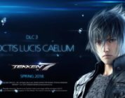 Dopo Assassin's Creed e il ramen Nissin, Final Fantasy XV incontra Tekken 7: Noctis sarà giocabile!