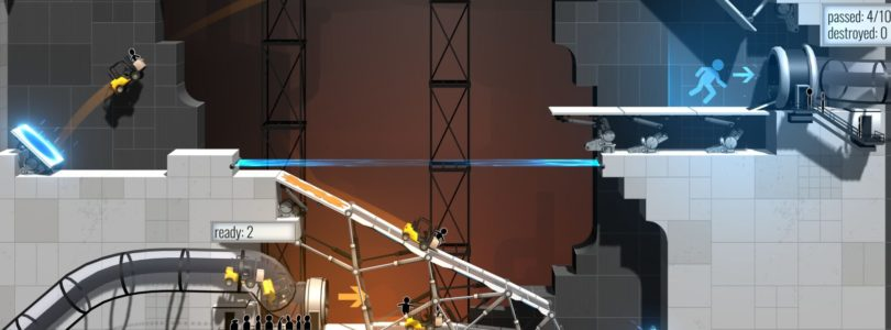 Headup Games annuncia Bridge Constructor Portal
