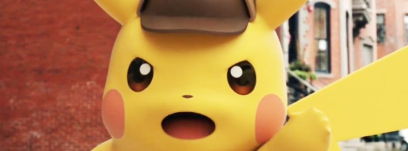 Detective Pikachu per Nintendo 3DS debutta in Occidente a marzo