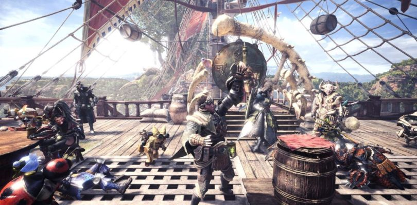 Monster Hunter: World – Il capitolo più venduto di sempre, Capcom entusiasta