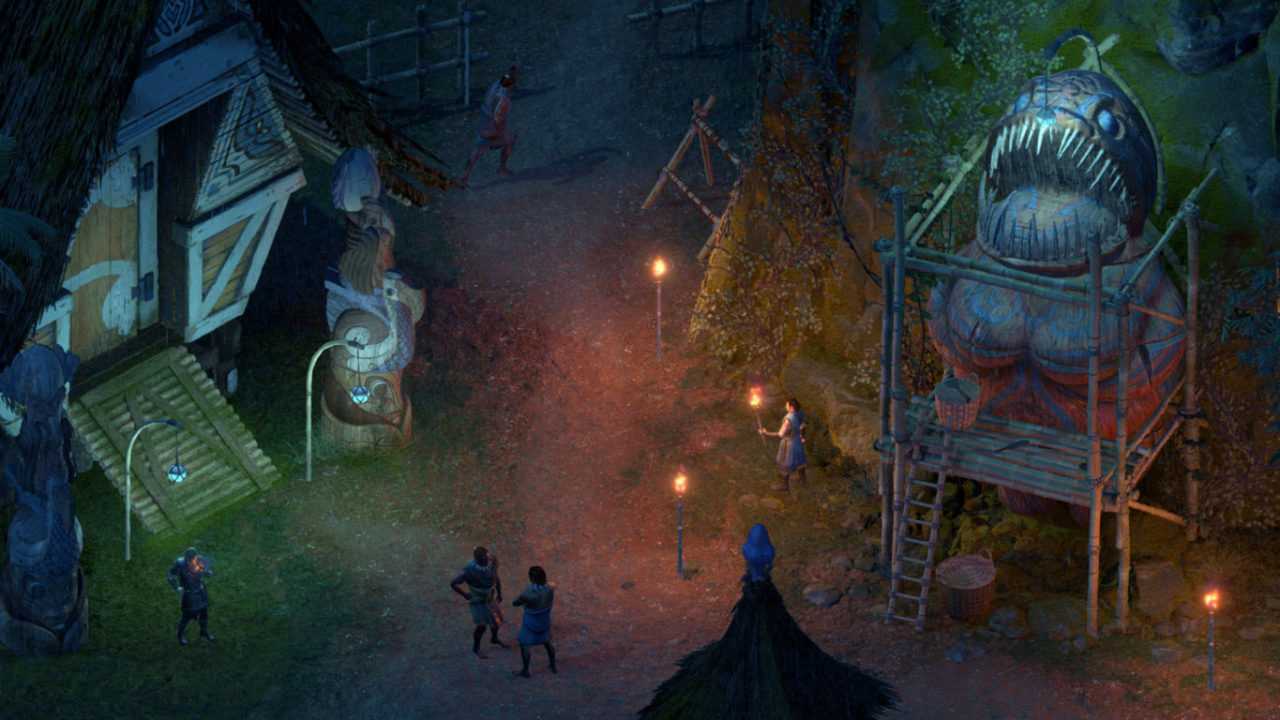 Pillars of Eternity II Deadfire img4 geekgamer