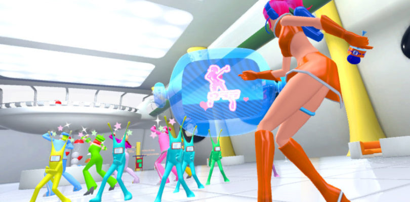Space Channel 5 VR: Arakata Dancing arriverà su PlayStation VR nel 2019