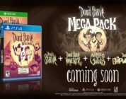 Don't Starve Mega Pack arriva su PS4 e Xbox One in edizione fisica