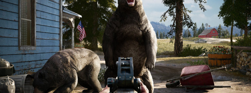 Far Cry 5 è disponibile nei negozi per PS4, Xbox One e PC