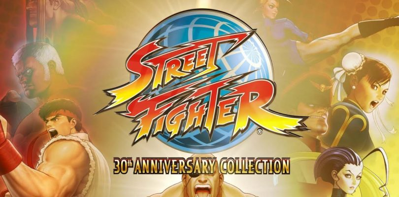 Street Fighter 30th Anniversary Collection arriverà a maggio