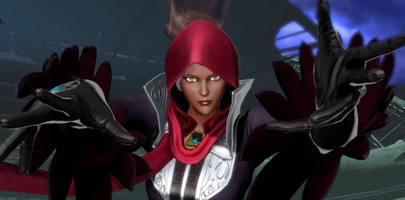 The King of Fighters XIV- Annunciata Najd, il nuovo personaggio DLC