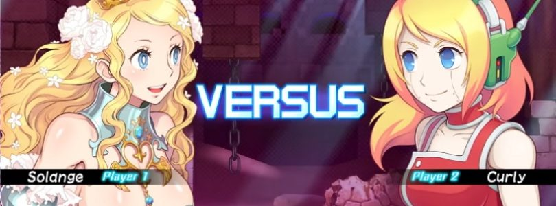 Blade Strangers – Solange, Kawase e Curly si picchiano in un picchiaduro cross-over dedicato all'indie gaming made in Japan