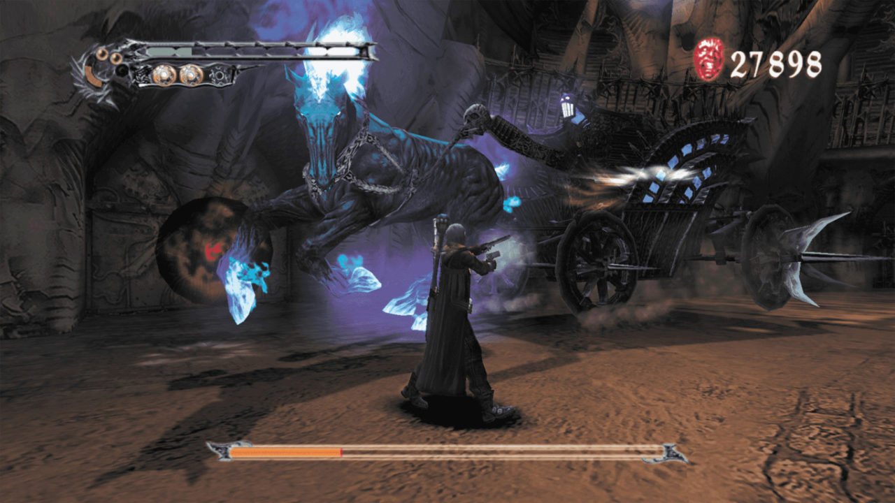Devil May Cry HD Collection img3 geekgamer