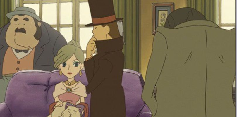 Professor Layton and the Curious Village EXHD conterrà scene inedite