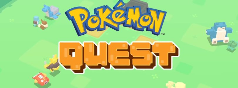 Annunciato Pokemon Quest, titolo per Nintendo Switch e dispositivi mobile