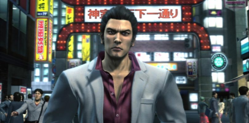 Annunciate le remastered di Yakuza 3, 4 e 5 per PlayStation 4