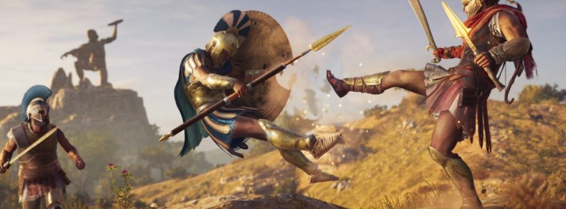 Record di giocatori attivi contemporaneamente per Assassin's Creed Odyssey: 33% in più rispetto ad Origins