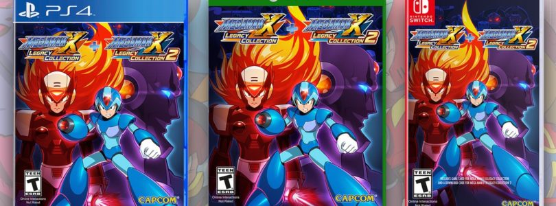 Scontri mai visti prima prenderanno vita in Mega Man X Legacy Collection 1 + 2