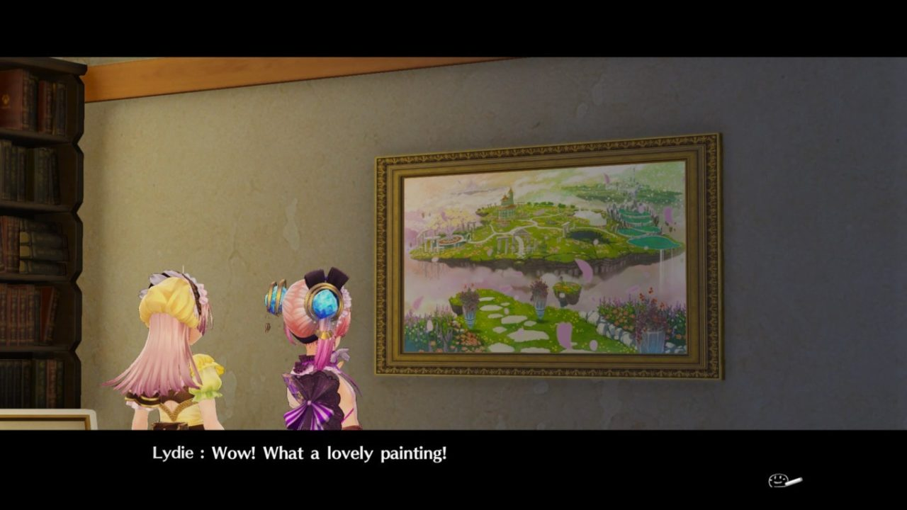 Atelier Lydie & Suelle The Alchemists and the Mysterious Paintings img5 min