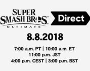 Il Nintendo Direct di agosto è tutto a tema Super Smash Bros. Ultimate