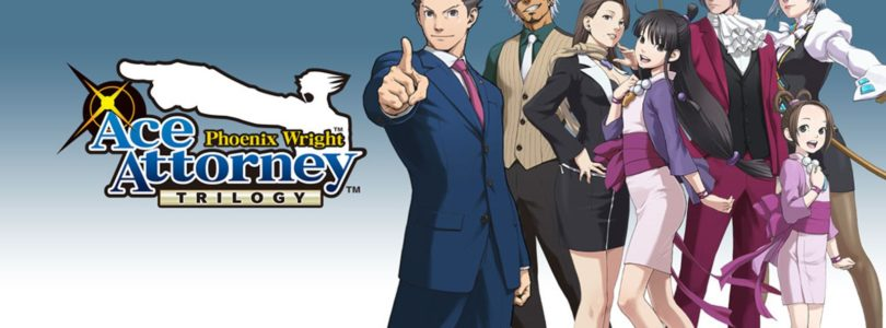 Annunciato Phoenix Wright: Ace Attorney Trilogy per PlayStation 4, Xbox One, Switch e PC