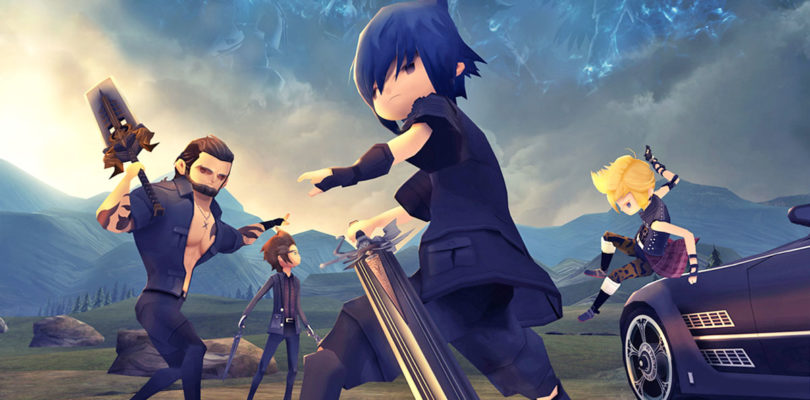 Final Fantasy XV: Pocket Edition HD rilasciato per PS4 e Xbox One, arriverà anche su Switch