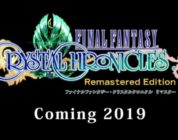 Annunciato Final Fantasy: Crystal Chronicles Remastered Edition per PlayStation 4 e Switch