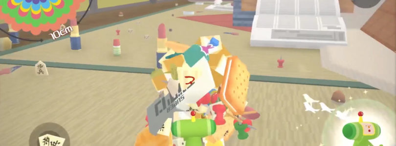Katamari Damacy Reroll rotolerà su Nintendo Switch e PC a dicembre