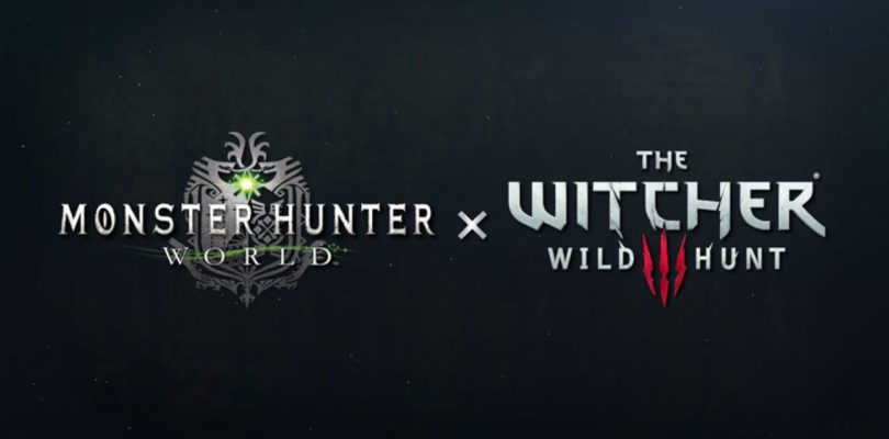 Geralt a caccia di Rathalos: annunciata la collaborazione tra Monster Hunter: World e The Witcher 3