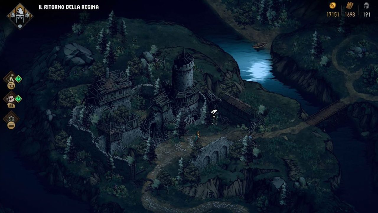 Thronebreaker The Witcher Tales img12 min