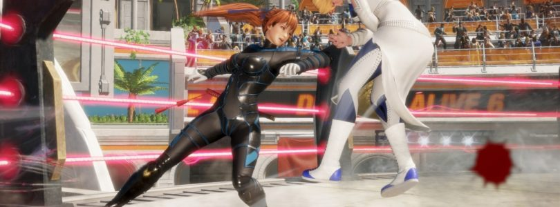 Da oggi è disponibile una versione free to play di Dead or Alive 6 con 4 personaggi