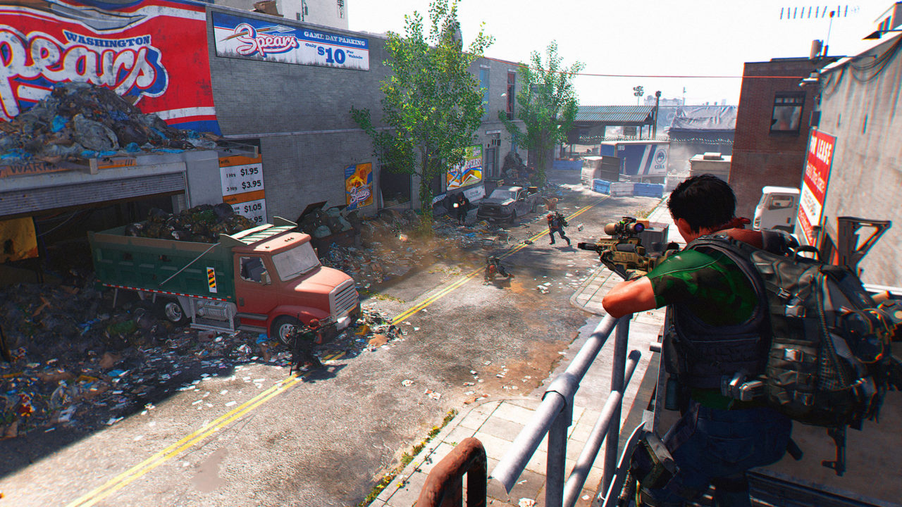 Tom Clancy's The Division 2 img7