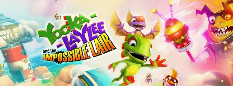 Ecco il nuovo Yooka-Laylee and the Impossible Lair, ma non è un sequel