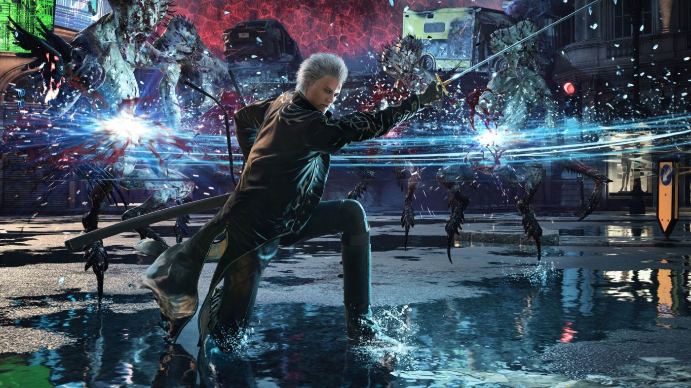 Devil May Cry 5 Special Edition 02