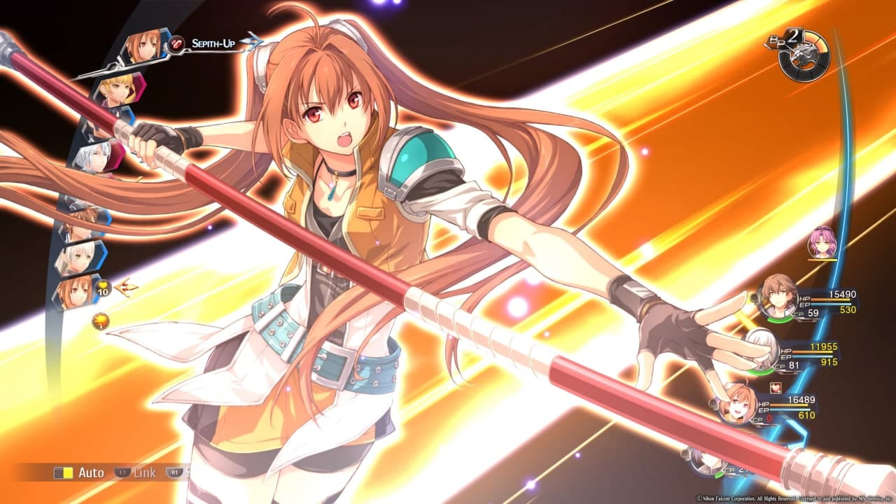 Legend of Heroes: Trails of Cold Steel IV