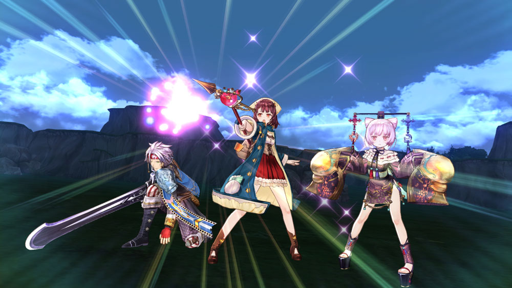 Atelier Mysterious Trilogy Deluxe Pack recensione